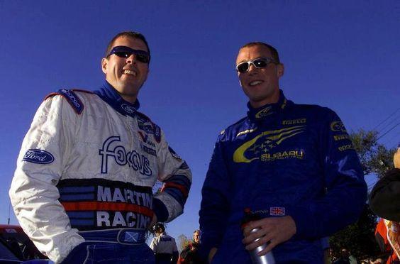 McRae & Burns...Legends...