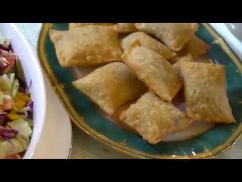احلى والذ سمبوسة بف Youtube Cooking Snacks Snack Recipes
