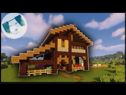 Minecraft Colour Coded Sheep Barn Tutorial Youtube Minecraft