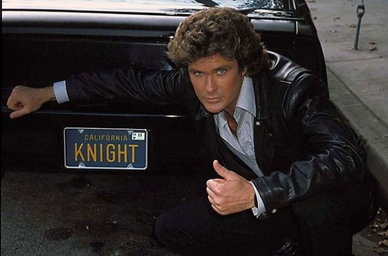 Two Actors In Talks To Succeed The HOFF In Knight Rider Movie