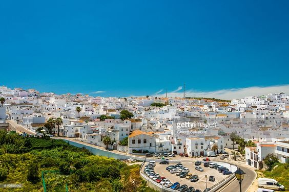 Vejer de la Frontera | Andalusia, Spain | #stockphotos #gettyimages #print #travel