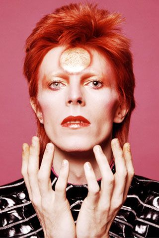 In Love With David Bowie | Lev Raphael