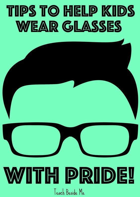Tips to help kids wear glasses with pride