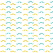 Mustaches. :)