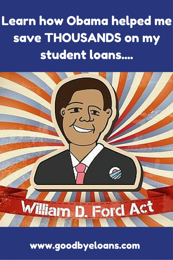 """I'd heard the term """"Obama Student Loan Forgiveness"""" but I had no idea what it meant. I've been struggling to pay my loans for YEARS now and could have been enrolled in one of these income-based programs all along. I had no idea I qualified for loan forgiveness but I'm so happy I do now. I still can't believe I'm being forgiven $19,920 in student loans. Find out if you qualify for these life-changing programs at www.goodbyeloans.com"""