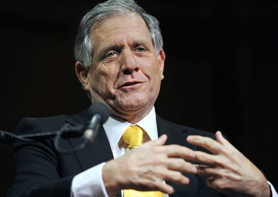 Moonves Said to Have Mulled Time Warner Deal as CBS Plots Future