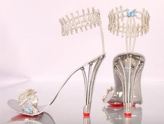 BEYONCÉ: sandálias de mais de R$ 1 milhão