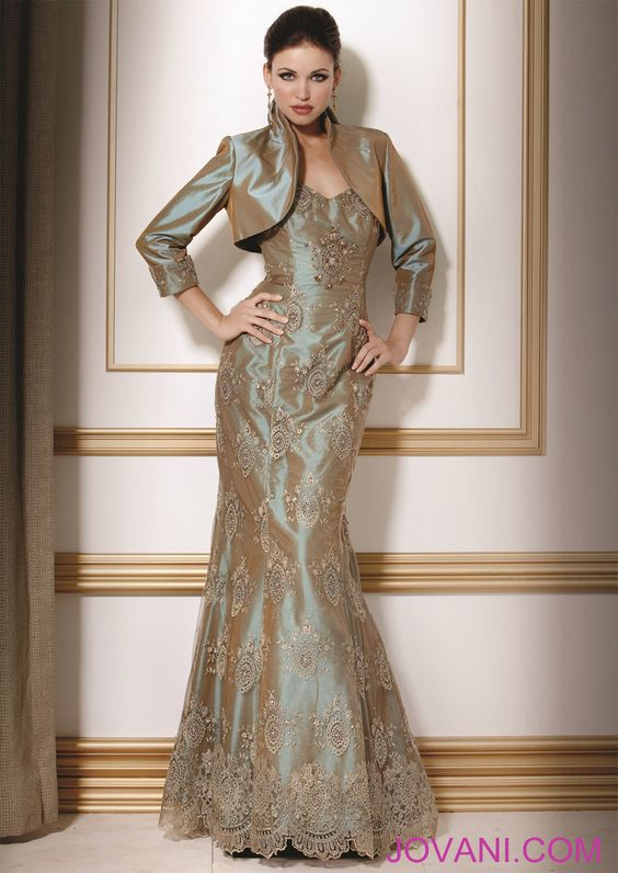 7782 Jovani Mother of the Bride dress Stunning....love the colors ...
