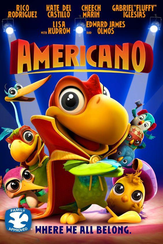 Americano (HDRip)