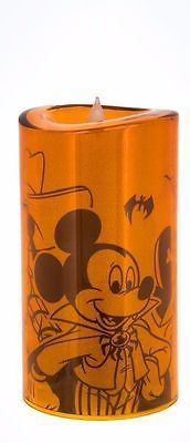Disney Mickey Mouse and Friends Halloween Candle