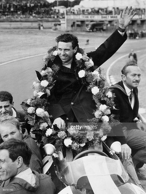 Jim Clark - najlepszy kierowca Formuły 1 wszechczasów
