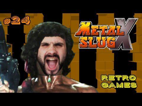 RETRO GAMES #24 - Metal Slug X (PS1)