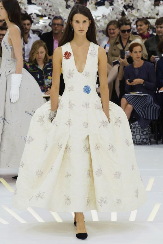 Christian Dior | Fall 2014 Couture