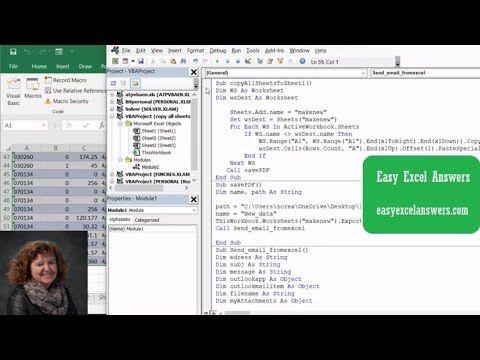 Barb Henderson Youtube Excel Name Symbols Worksheets