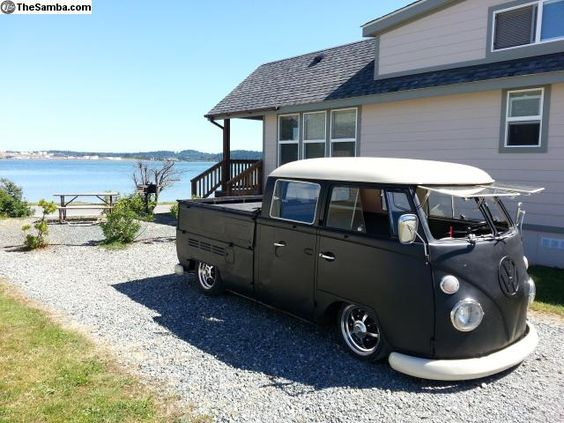1966 VW Double Cab