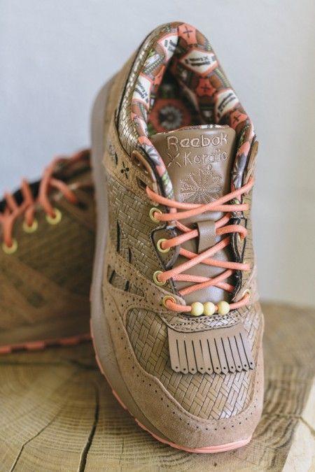 Bu ayakkabıyı istiyorum lütfeennn toplaşıp bulalım!!! Reebok x Koralie
