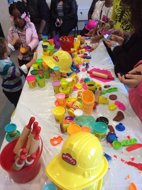 Play-doh Birthday Party Ideas | Photo 29 of 30 | Catch My Party
