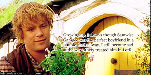 Samwise Gamgee Potatoes Other blogs. growing up