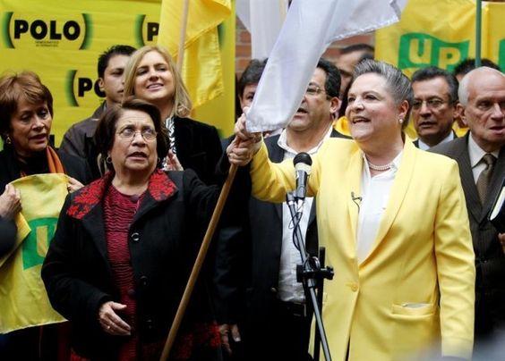 Dos mujeres de izquierda, unidas para buscar la presidencia en Colombia