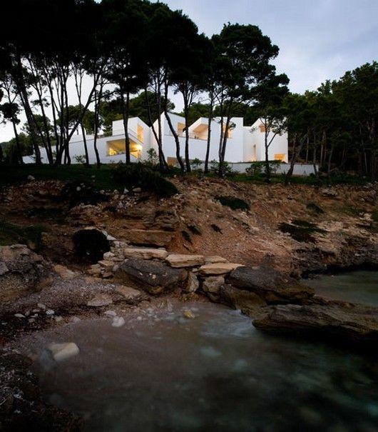 Casa en Mallorca, España - Alvaro Siza