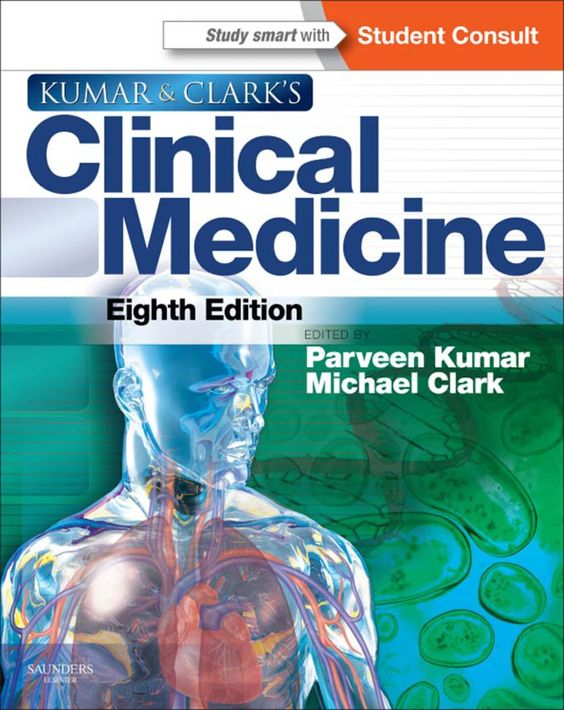 kumar and clark's clinical medicine 8th edition تحميل كتاب