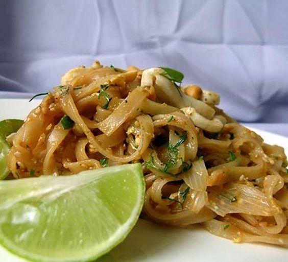 5 recetas de pad thai que te llevarán a conocer los sabores más exóticos