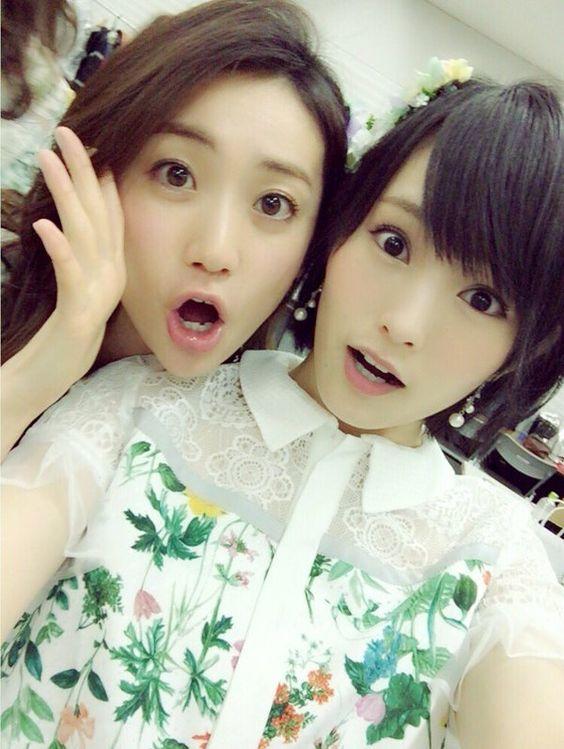 山本彩と大島優子