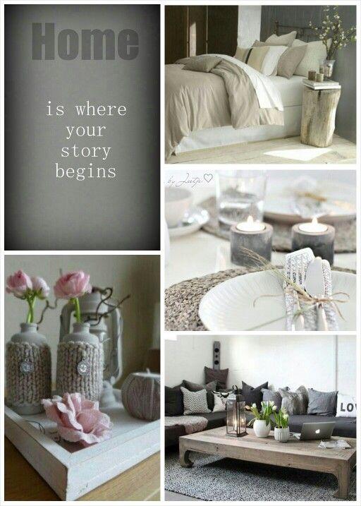 Die 71 besten Bilder zu Beautiful home auf Pinterest - deko wohnzimmer regal