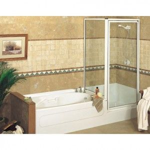 Tubs Separate And Showers On Pinterest