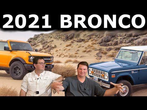 2021 Bronco Trc Ep18 Youtube In 2020 Bronco Video Sponsor Ford Bronco