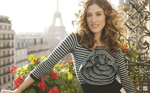 Carrie Bradshaw in Paris | Sem Sentir Saudade ♥♥♥♥