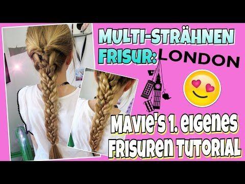 Mavie S 1 Eigenes Frisuren Tutorial Multi Strahnen Flechtzopf Coole Madchen Z F Youtube Flechtzopf Frisuren Tutorial Madchen Zopfe