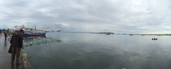 TPI Pulau Baai Bengkulu || Baai Island Harbor in Bengkulu Province, Sumatera Island Indonesia
