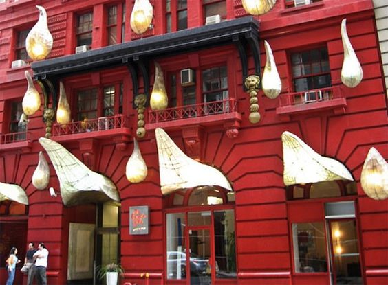 10 of the best budget hotels in NYC. Maybe Christopher and I will make it to the Daily Show someday.