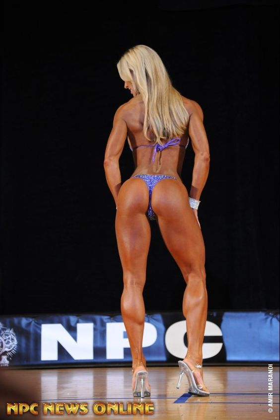 Kid female body building competition stalker ass fucked for being creepy were