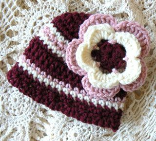 Precious baby girl flowered hat Best ever in by eveningasters, $26.75