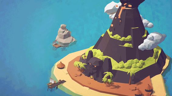 Low Poly Ultimate Pack on Behance