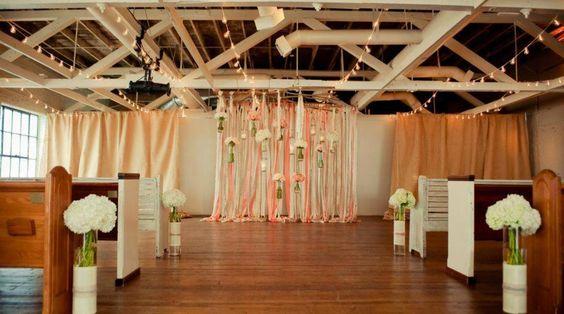 A photo of a wedding at Bridgestreet Gallery & Loft