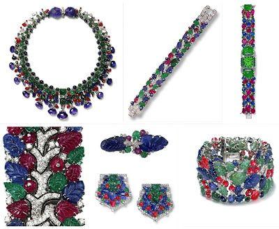 La Joyería Art Decó II: Colores y Motivos - Chez Agnes.Blog sobre moda, emprendedores, restaurantes y belleza