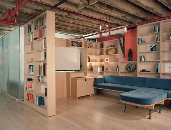 Shelves, Basements And Shelf Dividers On Pinterest
