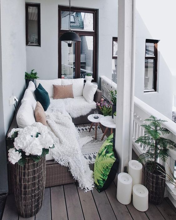 27 Trending Balcony To Update Your Home Decoraciones De