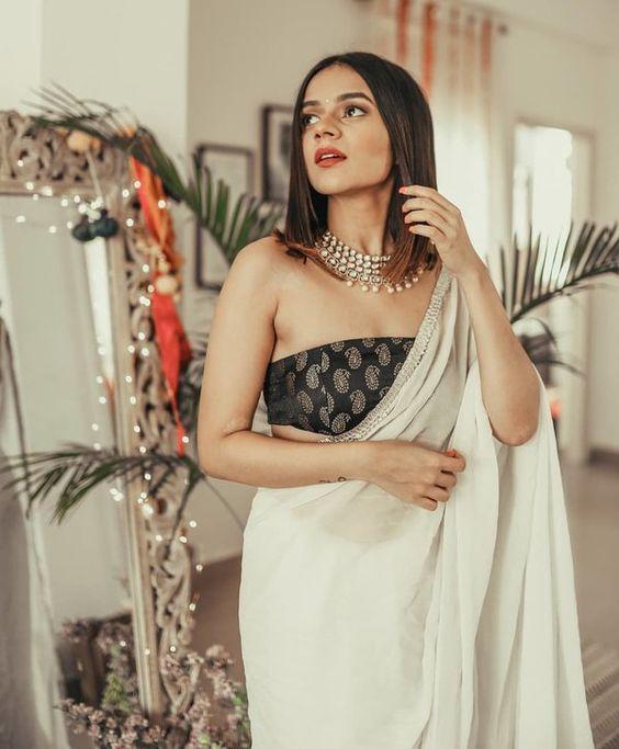19 Bridesmaids Dresses Ideas from The Closets of Indian Fashion Bloggers! | ShaadiSaga