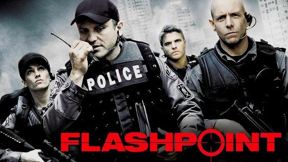 Flashpoint-  This has been my our best Netflix discovery.Each epeisode is like a mini movie.suspenseful, interesting without being too griitty or disturbing (disclaimer there are a few episodes I skipped )Other plusses are it's Canadian(John is so proud )and it has the Pink Power Ranger in it!