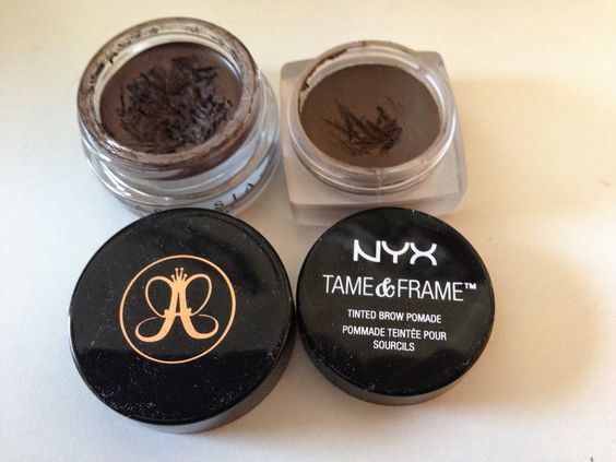 Nyx Brow Pomade Review Dupe For Anastasia Beverly Hills