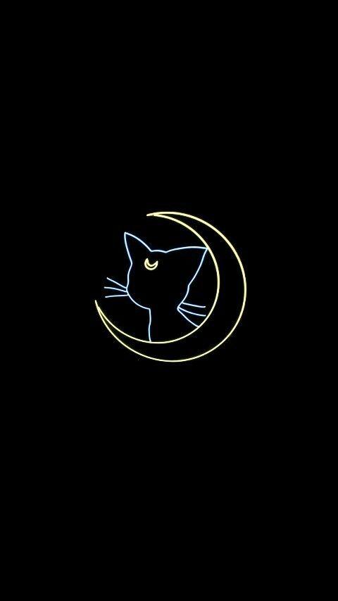Sailor Moon Sailor Moon Wallpaper Sailor Moon Tattoo Cat Tattoo Designs
