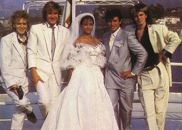 John rhoades wedding