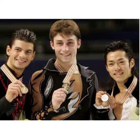 世界選手権 2007 高橋大輔さん