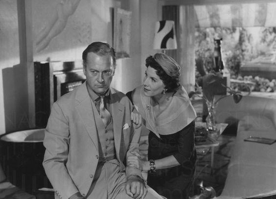 TEUFEL IN SEIDE (1956) Szenenfoto 20