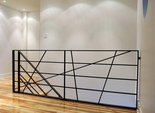Garde Corps Escalier Interieur Design | Mezzanine | Pinterest ...
