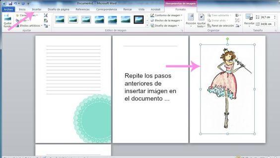 Nuevo tutorial: Cómo crear páginas para diarios y agendas con un editor de texto